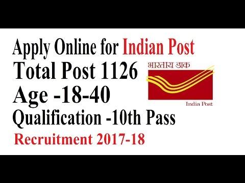 Post Office Vacancies for 10th pass 1126 Posts |Government Job Alert | AP Circle |