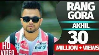 Akhil | Rang Gora (Official Song) | BOB | Latest Punjabi Song 2018 | MTV BEATS