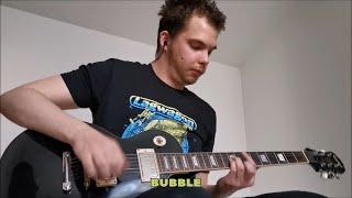 Bubble (Lagwagon guitar cover)