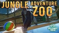 Ich bewerte Zuschauer Zoo's | Jungle Adventure Zoo - Sonja | Planet Zoo