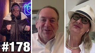 #178 TRUMP PULLS OUT! Gov. Mike Huckabee and Ann McElhinney Guest | Louder With Crowder thumbnail