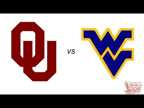 Oklahoma Highlights vs West Virginia - 11/17/12 (HD)