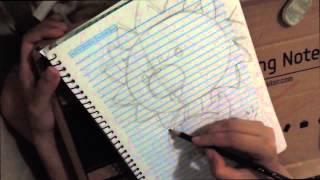 Desenhando o Kon () Por: Michelle Silveira