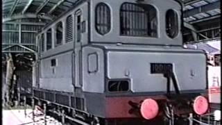 10000形(EC40)アプト式電気機関車 内部一般公開 1987年10月18日
