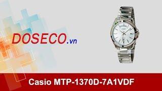 [Góc Review nhanh] #579: Đồng hồ Casio MTP-1370D-7A1VDF