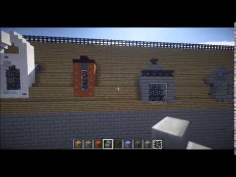 Mansard Roofs And Windows Roofing Tips Minecraft Let S