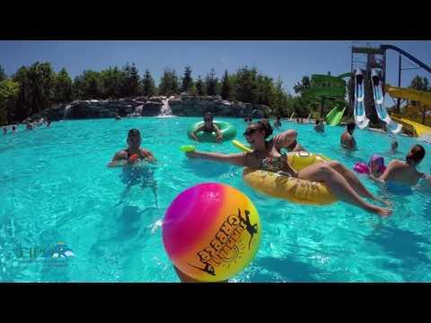 Lipóti Fürdő és Camping | termál- és élményfürdő