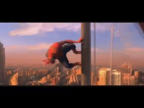Every Spider Man Final Swing HD