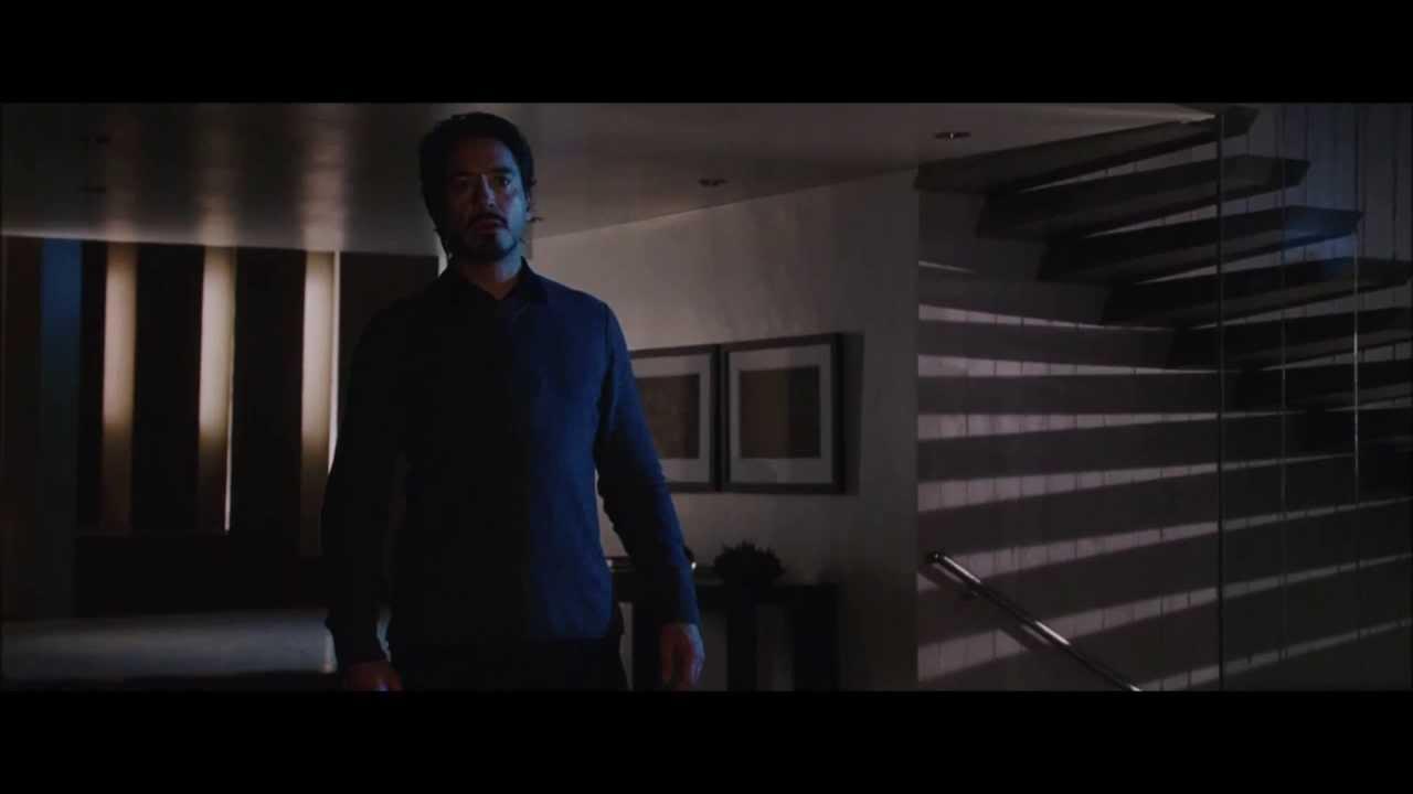 Iron Man - After Credits Scene