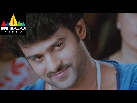 Darling Movie Prabhas & Kajal Agarwal Love Scene | Prabhas, Kajal Aggarwal | Sri Balaji Video