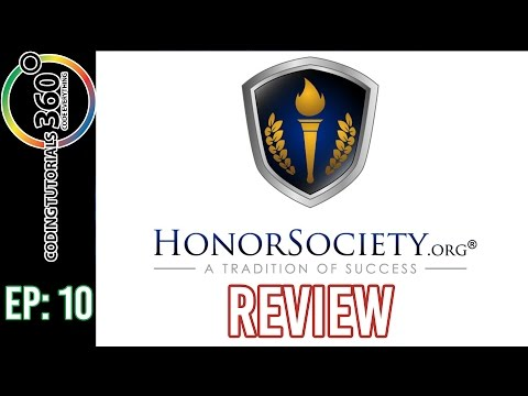 HonorSociety.org Review: Ask A Dev Episode 10