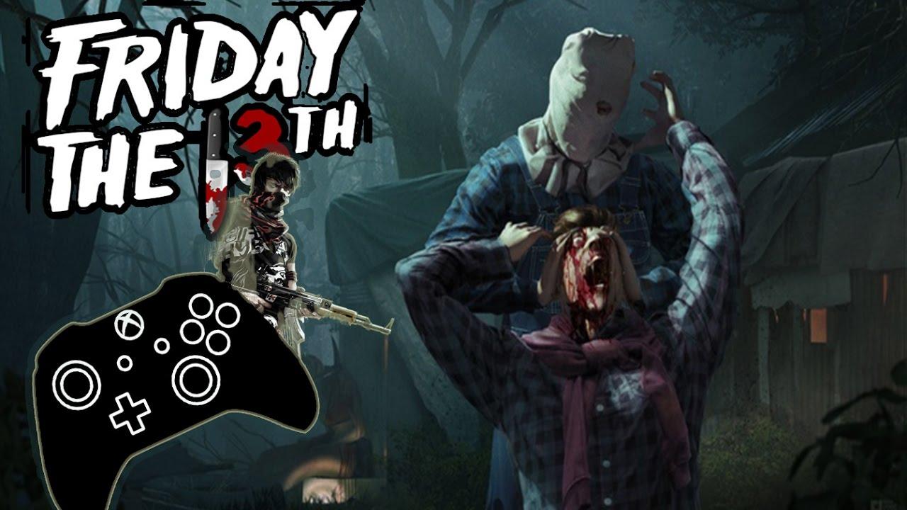 Descargar Friday the 13th the Game PC Español