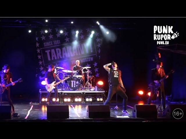 Тараканы! — Мешки с костями | Глас народа. Финал | Live Stream @ punk.ru | 04.04