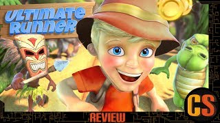 ULTIMATE RUNNER - REVIEW (Video Game Video Review)