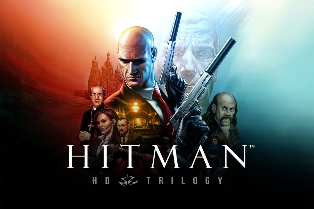 Hitman HD Trilogy Launch Trailer
