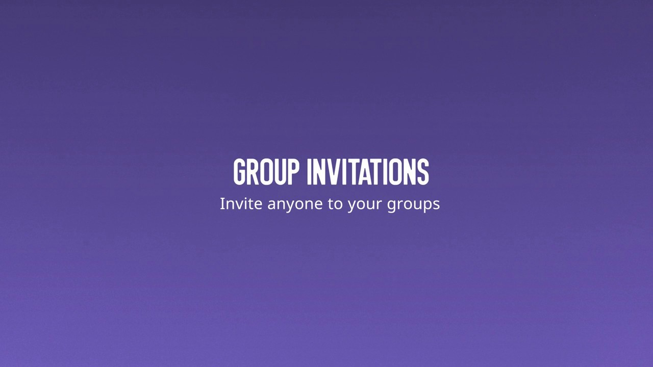 Viber: How to use Group Link