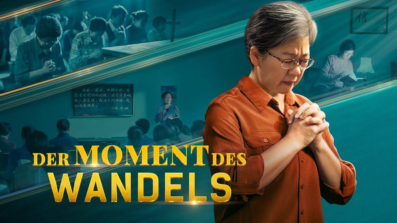 """Christlicher Film (Deutsch)   """"Der Moment des Wandels""""   Entdeckt die Geheimnisse der Bibel"""