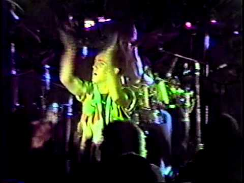The Ravyns - Alien (Live at Maxwells 1983)