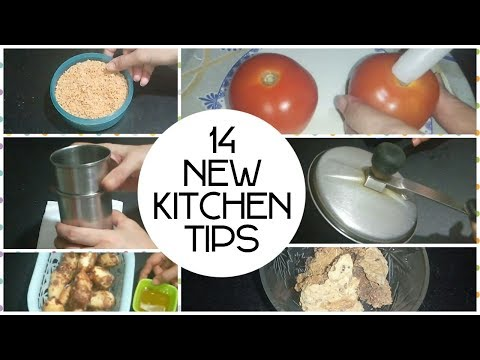 Awesome Kitchen Tips and Tricks in Hindi-Kitchen Hacks India-14 New Time & Money Saving Kitchen Tips