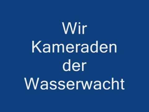 Lied der Wasserwacht, BRK Abt  Erlangen Höchstadt