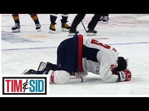 Should Ryan Reaves Be Suspended For His Hit On Tom Wilson? | Tim And Sid