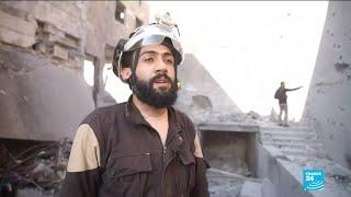 Guerre en Syrie : l'ONU décompte près d'un million de civils forcés à fuir