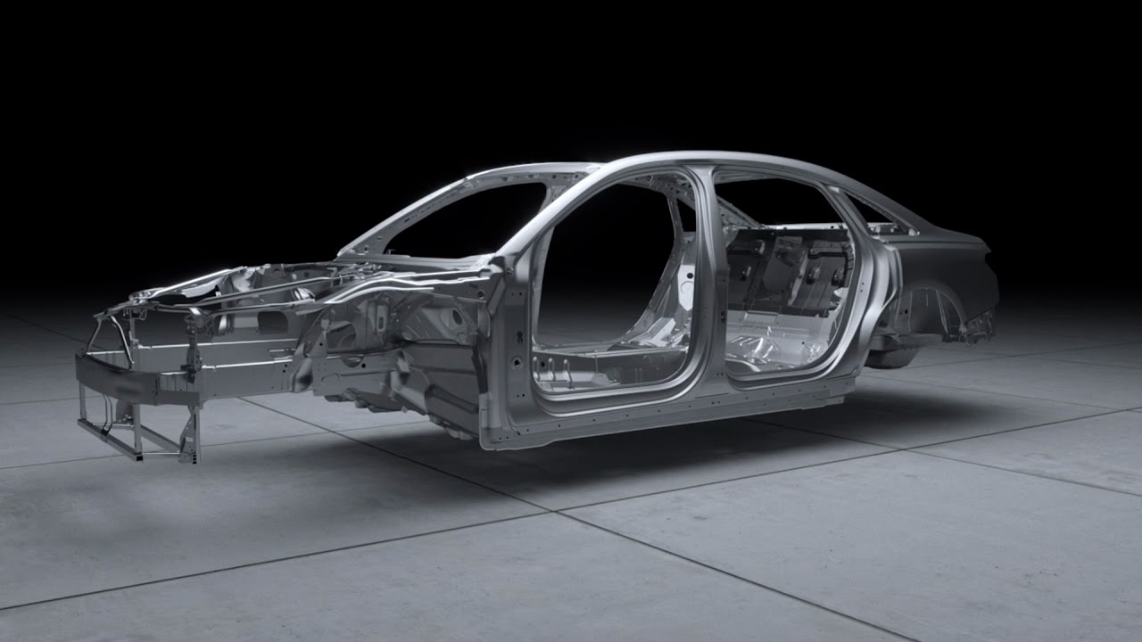 2018 Audi A8 Space Frame, aluminum, steel, magnesium and carbon ...