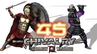 Chivalry Deadliest Warrior - Let