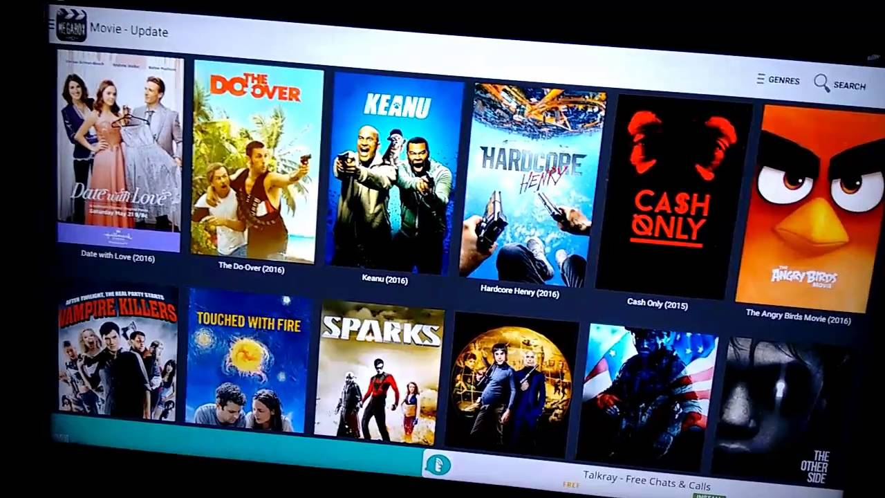 Android TV Box Apps Overview