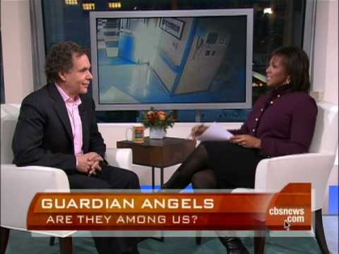 Guardian 'Angel' Caught On Tape