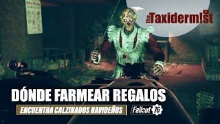 3 localizaciones para farmear regalos   Fallout 76