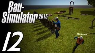 BAU-SIMULATOR 2015 | #12 | Spielkinder auf dem Spielplatz [HD] Let