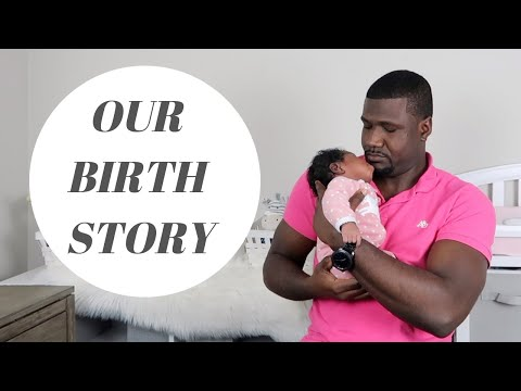 OUR BIRTH STORY | FROM DAD'S PERSPECTIVE | LABOR AND DELIVERY STORY OF RILEY | BABY #2