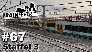 TRAIN FEVER S3/#67: Eine weitere Brücke in der Brücken-Gegend [Let's Play][Gameplay][Deutsch][1440p]
