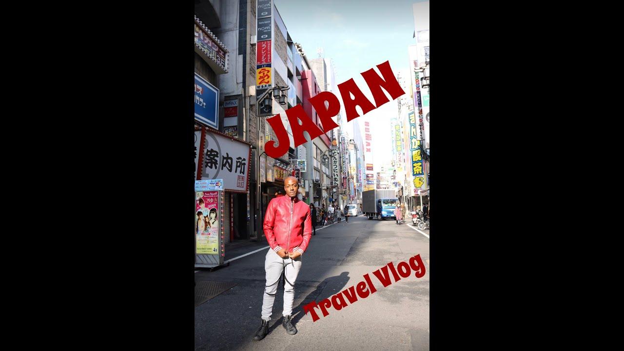 Japan Black Travel Vlog