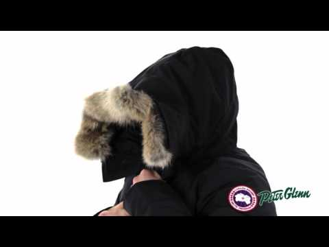 2016 Canada Goose Men's Chateau Parka Review By Peter Glenn