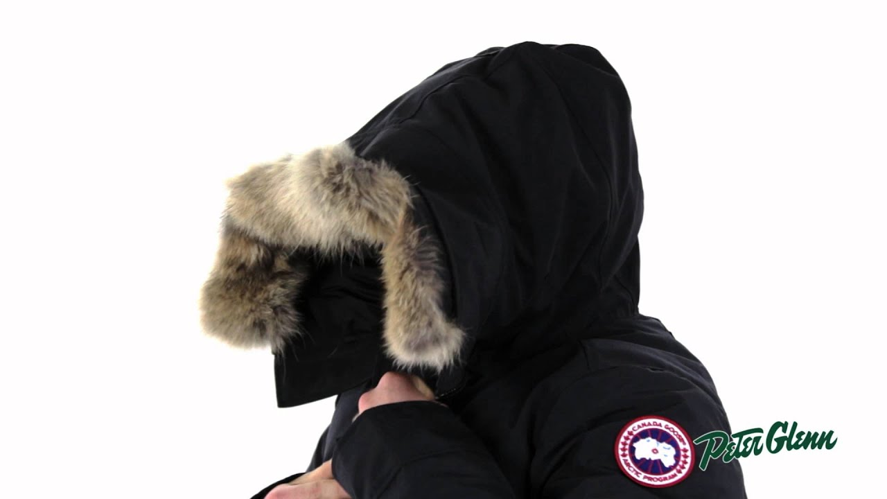 9311fe90a05e 2016 Canada Goose Men s Chateau Parka Review by Peter Glenn - YouTube