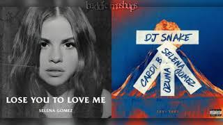Selena gomez, dj snake, cardi b & ozuna ...