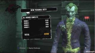 Batman Arkham Asylum - Full Story version (Part 22 Play as Joker)