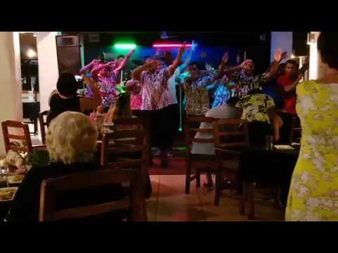 The Seagull Dance - Treasure Island Fiji - 2017