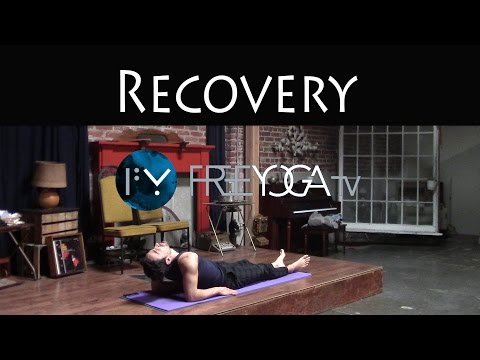 30 Days Of Yoga - Day 1 | Recovery | Stephen Beitler Taha Yoga