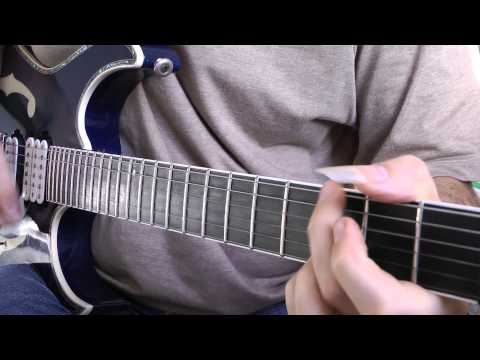 Foo Fighters - Learn To Fly - (Guitar Cover) - Stahlverbieger