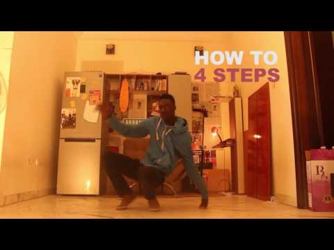 POWER CREW SENEGAL BBOY EMMA TUTORIAL 2017