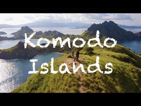 Komodo Islands Indonesia