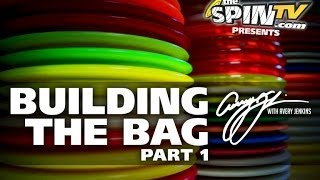 Building The Bag with Avery Jenkins Pt 1: Putters & Mid-range discs