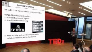 Quantencomputer | Hendrik Bluhm | TEDxRWTHAachen