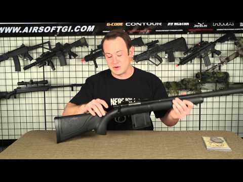 Airsoft GI - APS M40 Bolt Action Spring Sniper Rifle