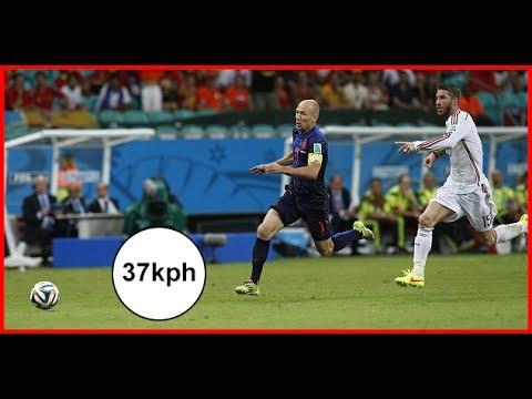 Arjen Robben World Record Run