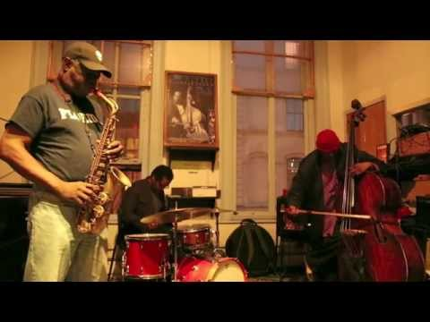 Under_line Salon: William Parker, Joe McPhee, Gerald Cleaver - Arts For Art, NYC - May 28, 2014
