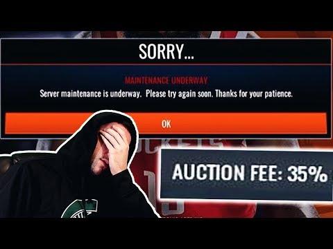 100 Glitches/Problems in NBA Live Mobile 18